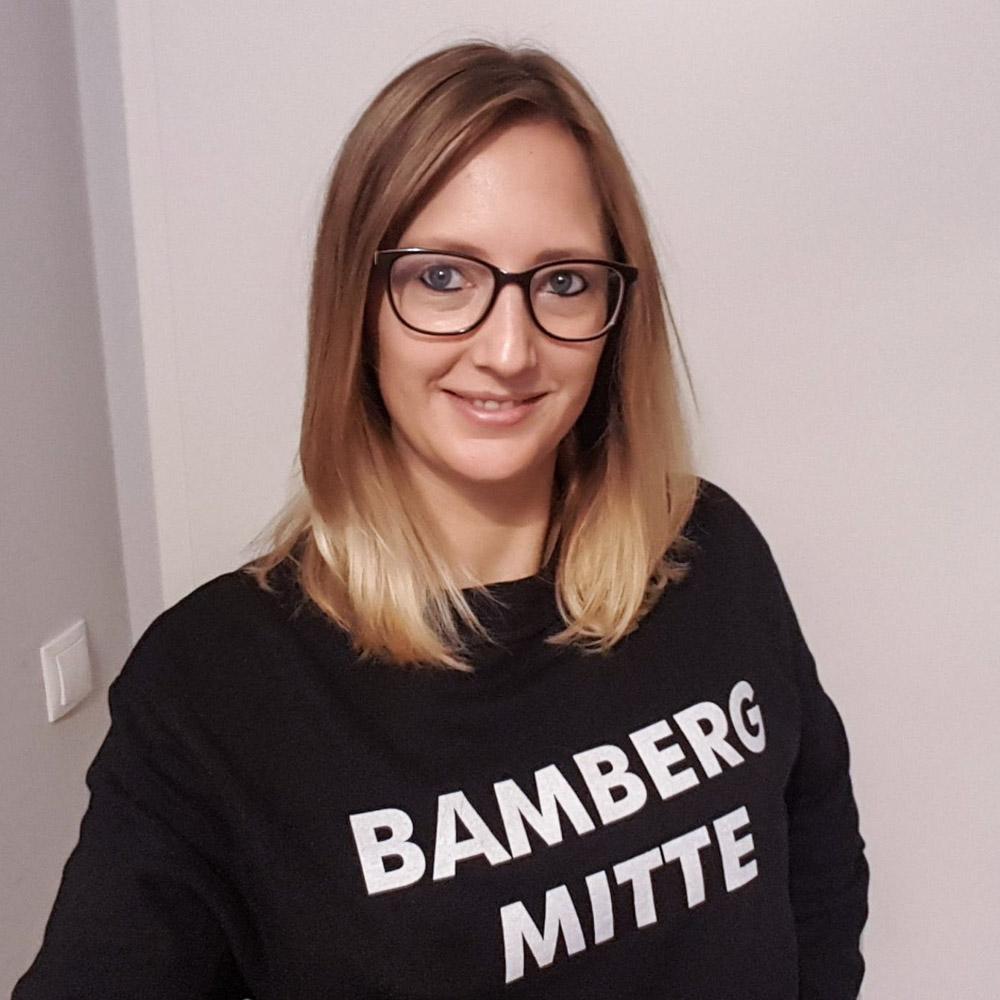 Marina Fösel Kandidatin für Bambergs Mitte