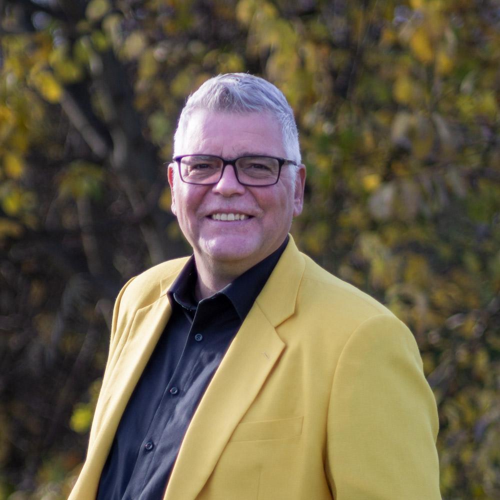 OB-Kandidat für Bambergs Mitte Thomas Kellermann