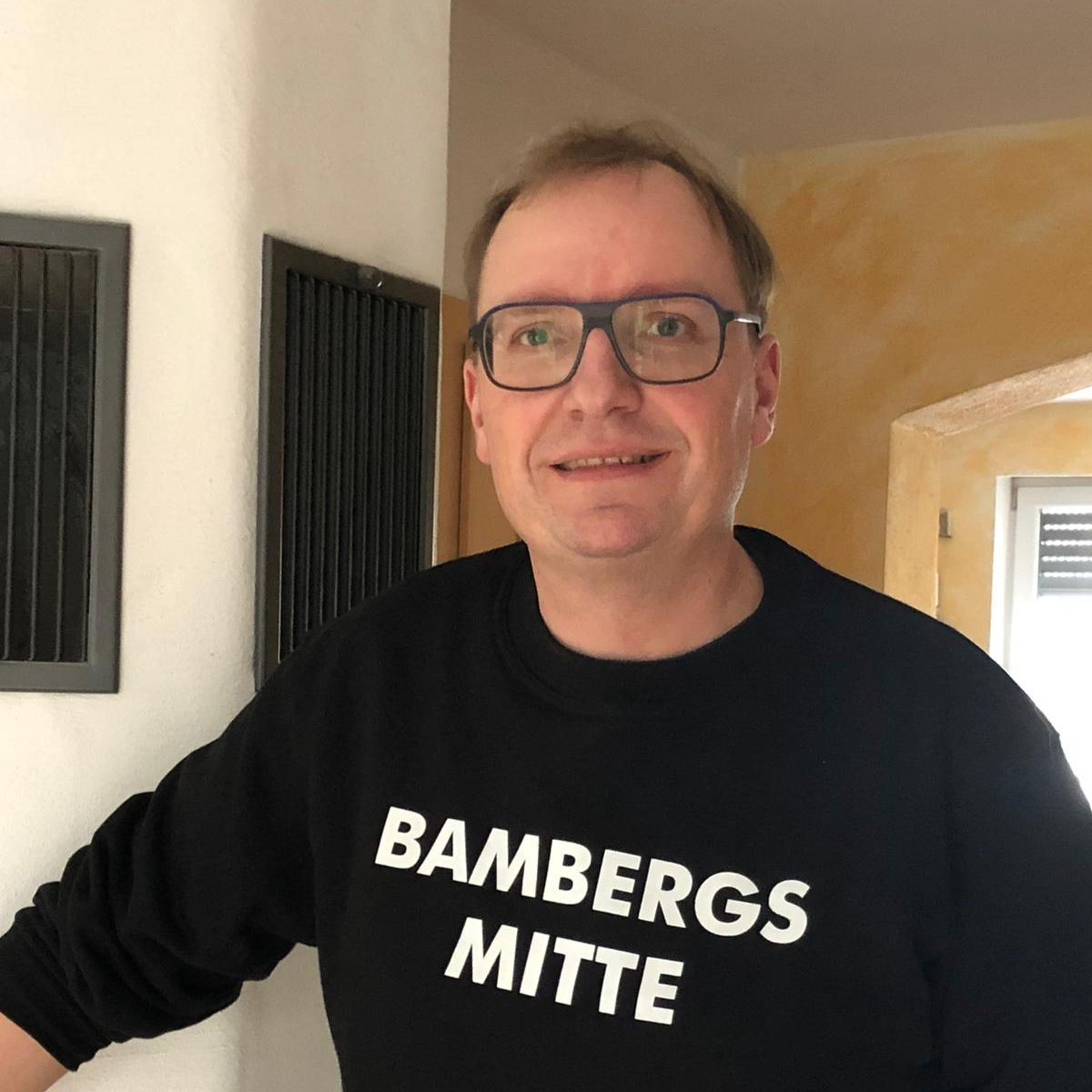 Jürgen Weichlein Kandidat für Bambergs Mitte