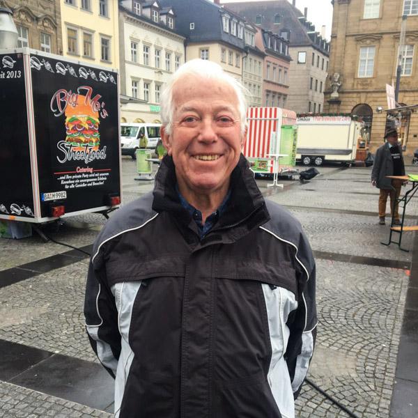 Hermann Rindchen Kandidat für Bambergs Mitte